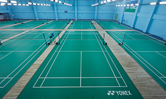 Badminton Court - Centre For Sports Excellence