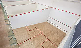 Squash Facility - Centre For Sports Excellence