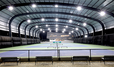 Tennis Court- Centre For Sports Excellence